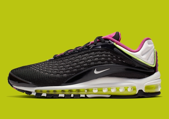 The Nike Air Max Deluxe Returns With Magenta And Volt Accents