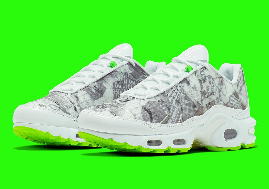 brand new 72187 1fc2c Nike Air Max Plus LX BQ4803-100 | SneakerNews.com