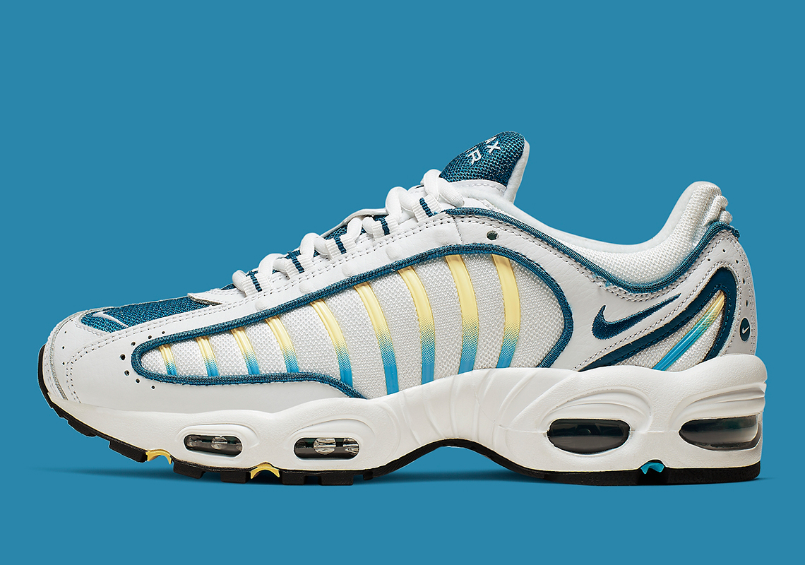Nike Air Max Tailwind 4 Green Abyss CJ6534 100 Release Info