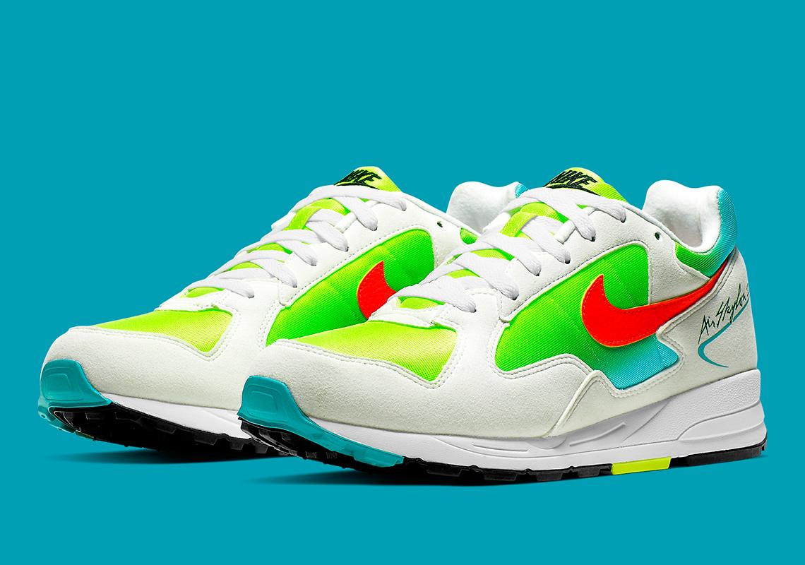 5fd8c534 The Nike Air Skylon 2 Returns With Tropical Themed Gradients