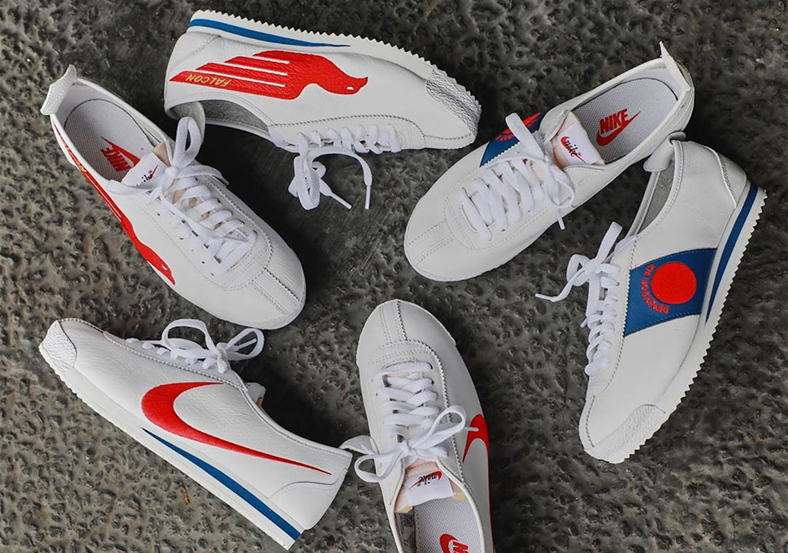 NIKE CLASSIC CORTEZ SHOE DOG PACK 2019| Phil Knight