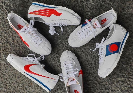 "The Nike Cortez ""Shoe Dog"" Pack Officially Releases On July 24th"