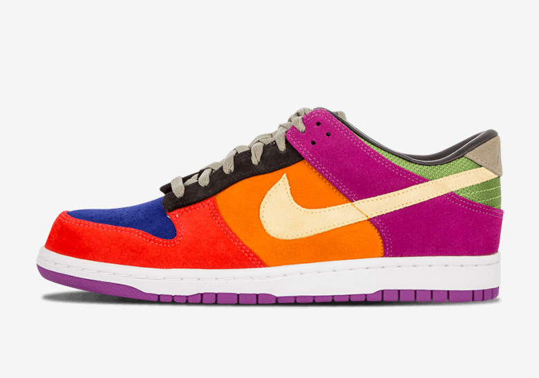 """The Legendary """"Viotech"""" Nike Dunks Are Returning This Fall"""