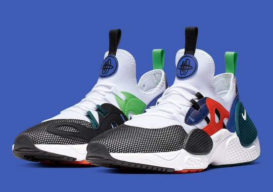 Nike's Huarache E.D.G.E. Appears In Another Colorful Style