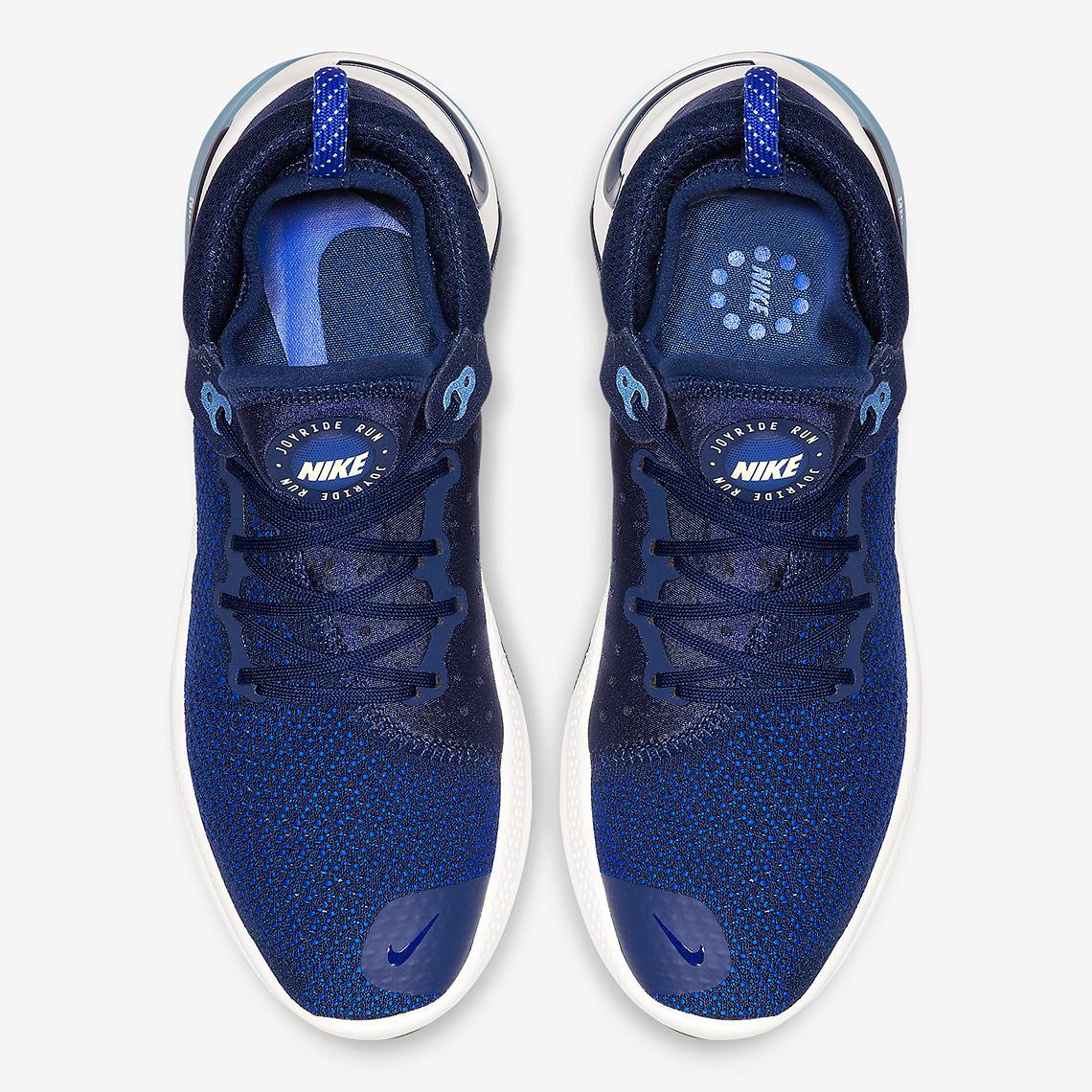 Nike Joyride Run Flyknit Racer Blue AQ2730 400 Release Date