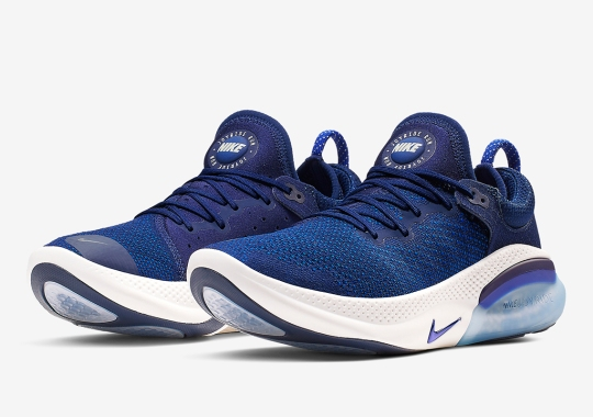 """The Nike Joyride Run Flyknit Releases In """"Racer Blue"""" On August 29th"""
