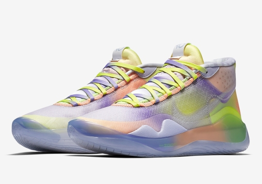 Nike Creates A KD 12 EYBL For The Girls Nike Nationals