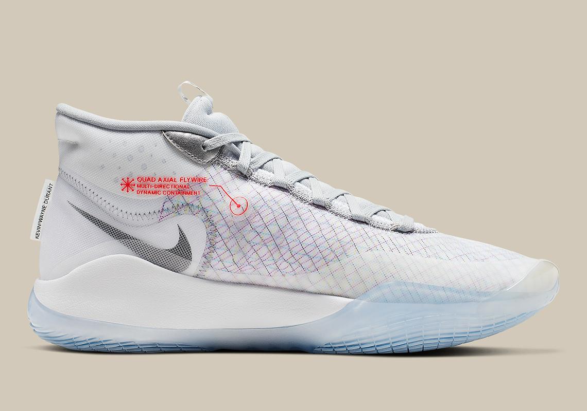 Nike KD 12 NRG Wolf Grey CK1197-101