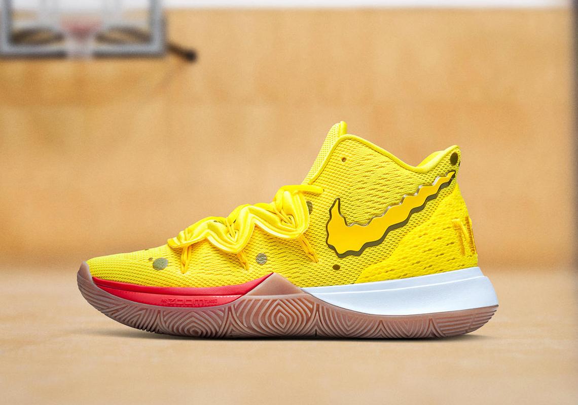 sin Estricto Circunstancias imprevistas  SpongeBob Nike Shoes - Official Release Info | SneakerNews.com