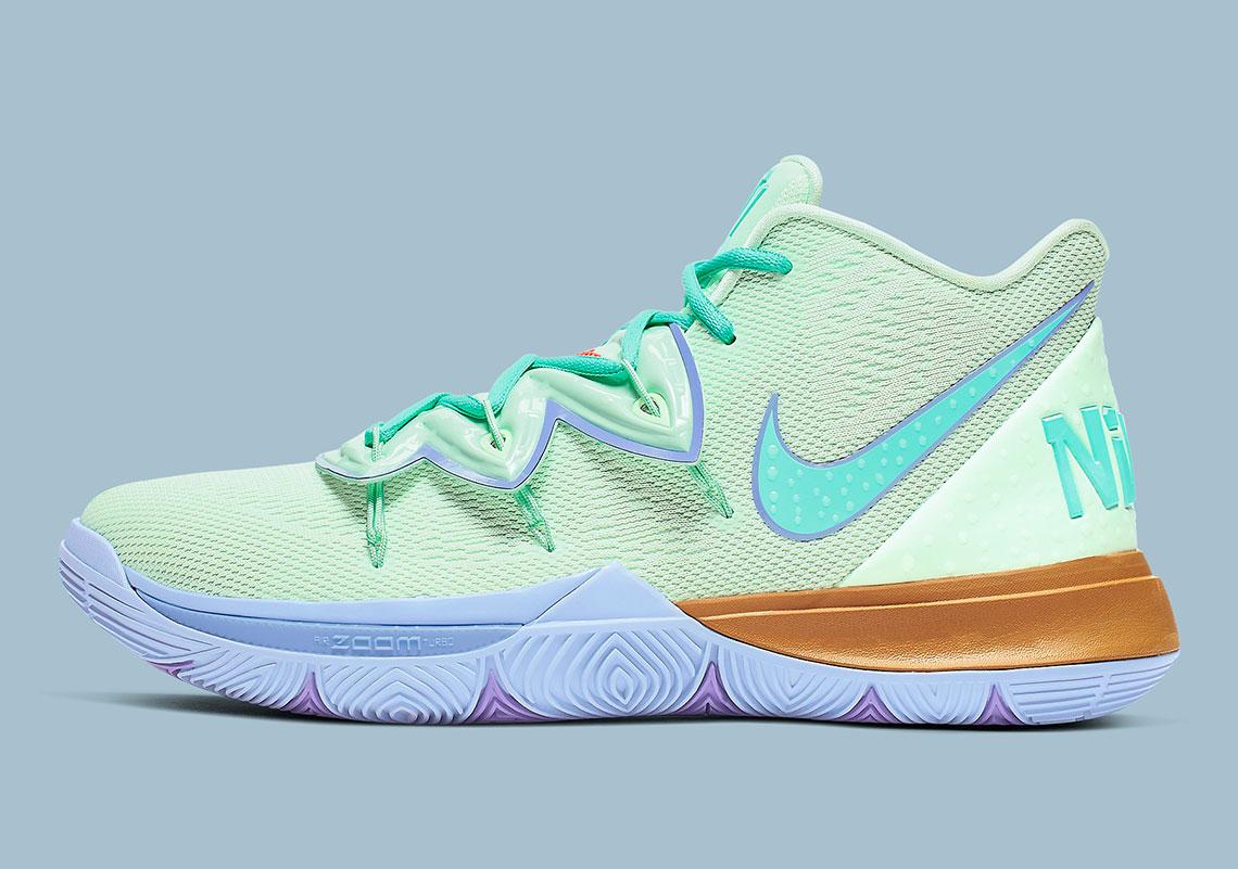 Nike Kyrie 5 Squidward CJ6951-300
