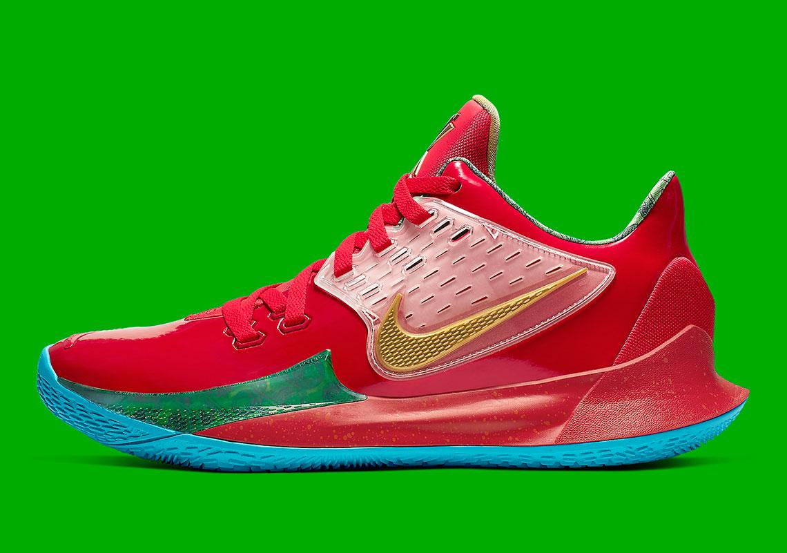 Nike Kyrie Low 2 Mr. Krabs CJ6953-600