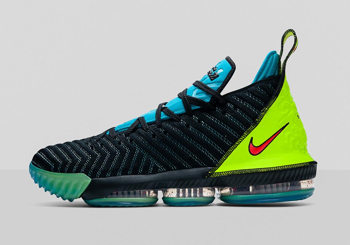 Nike Lebron 16 Performance Review