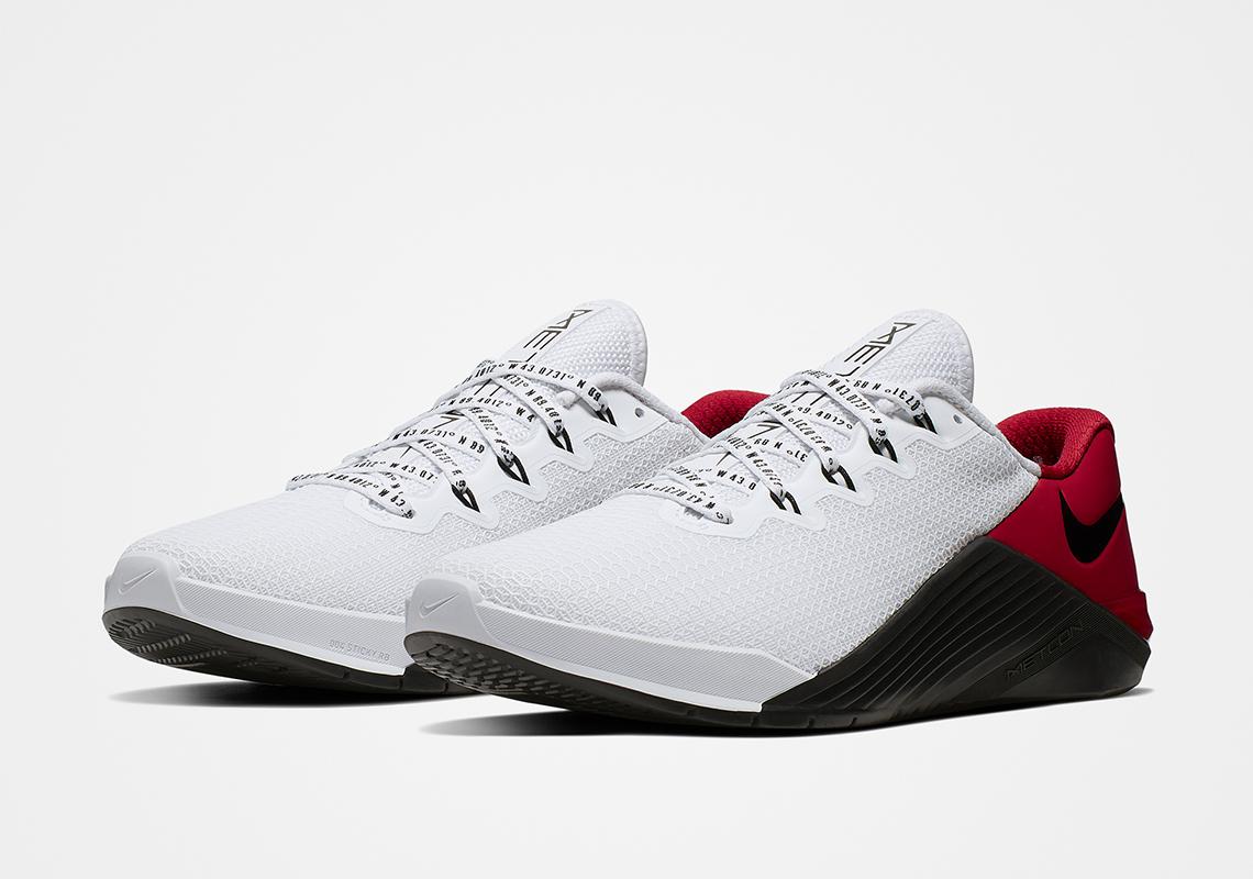 Nike Metcon 5 Banned Release Info