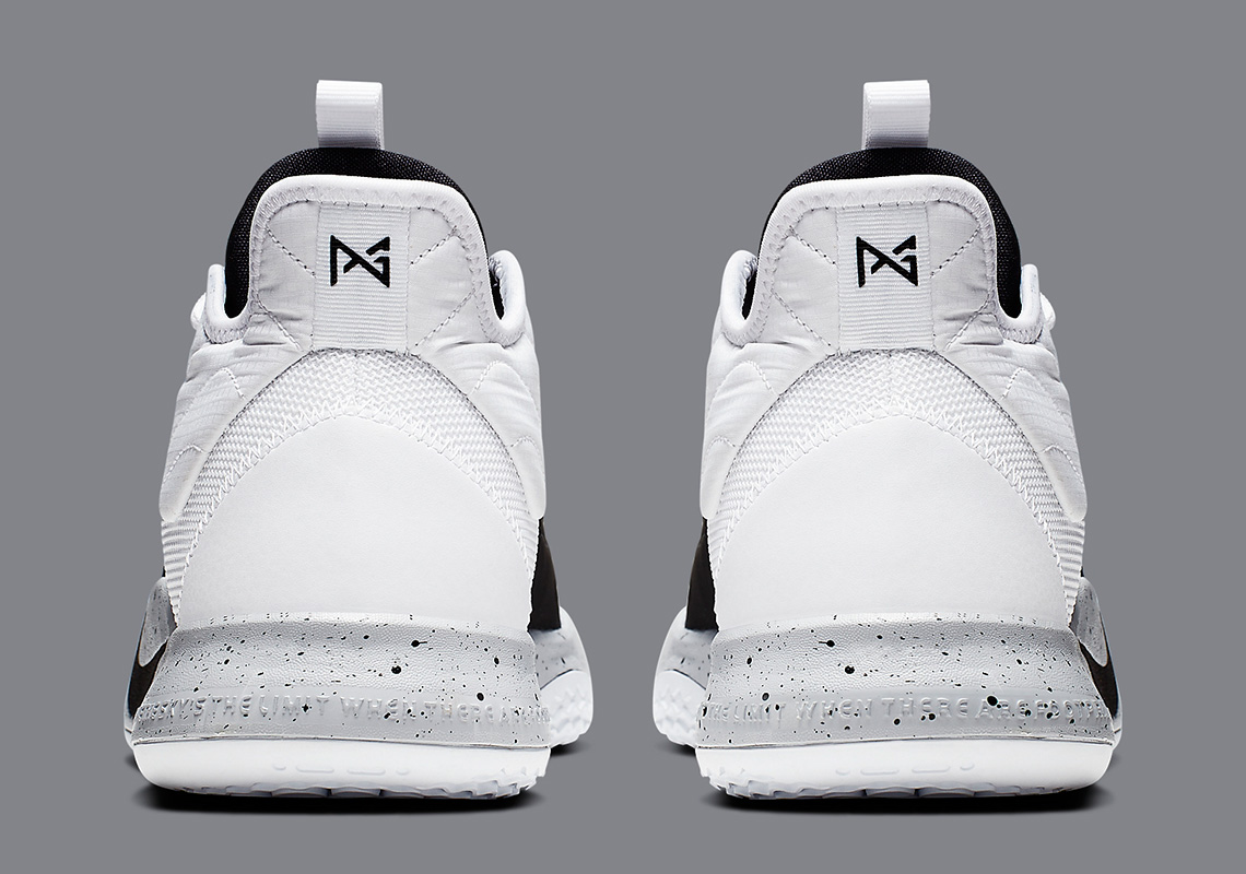 Nike PG 3 Takes Inspiration From The Surface Of The Moon: Details