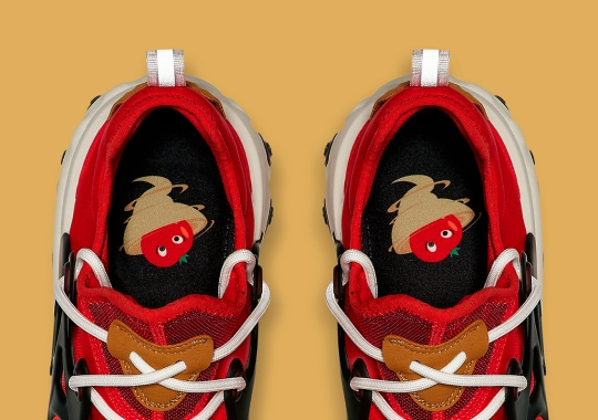 Is This Nike React Presto Inspired By Strawberry Shakes?