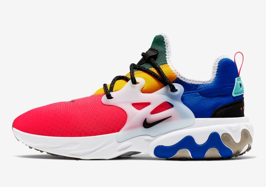 Is This Nike React Presto Inspired By Pirates?