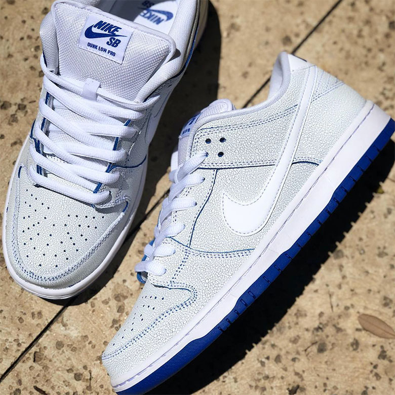 Nike Sb Dunk Low Premium Game Royal Release Info