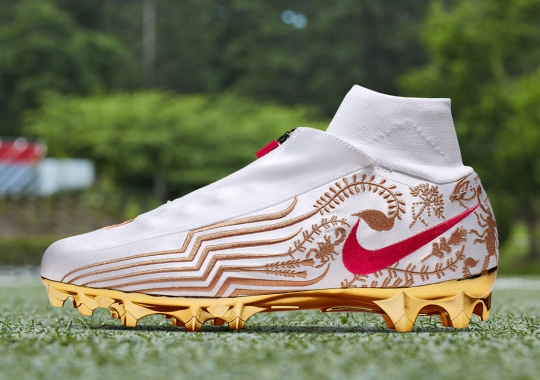 OBJ's Latest Nike Cleats Inspired By His Famous Catch And His Astrological Sign