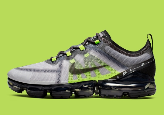 The Nike Vapormax 2019 Adapts An Iconic Air Max Colorway