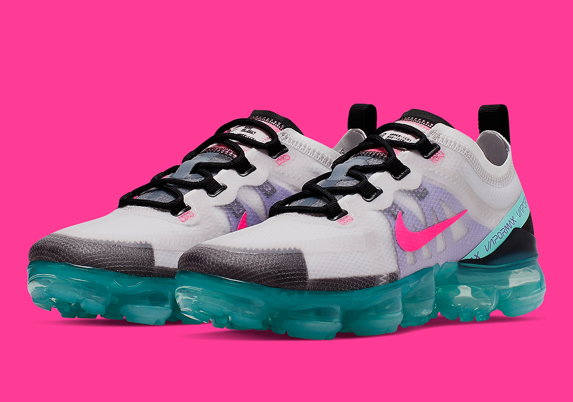 best website 729e4 ca76d Nike Vapormax 2019 South Beach AR6632-005 | SneakerNews.com