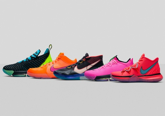 Nike Basketball's Player Exclusives For WNBA All-Stars Are Incredible