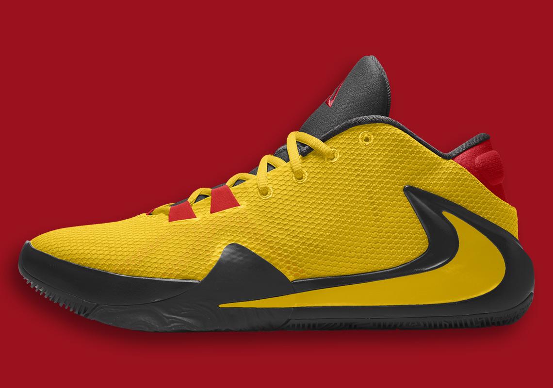 Nike Zoom Freak 1 By You iD Release