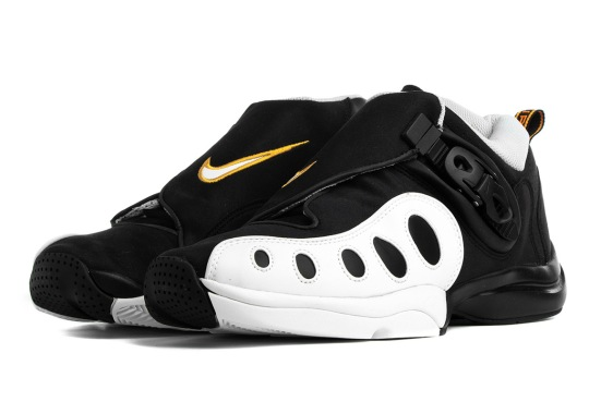 Gary Payton's Nike Zoom GP Retro Returns With Canyon Gold Accents