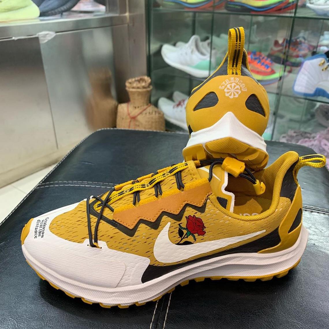Nike Gyakusou Went The Distance Shoes | SneakerNews.com