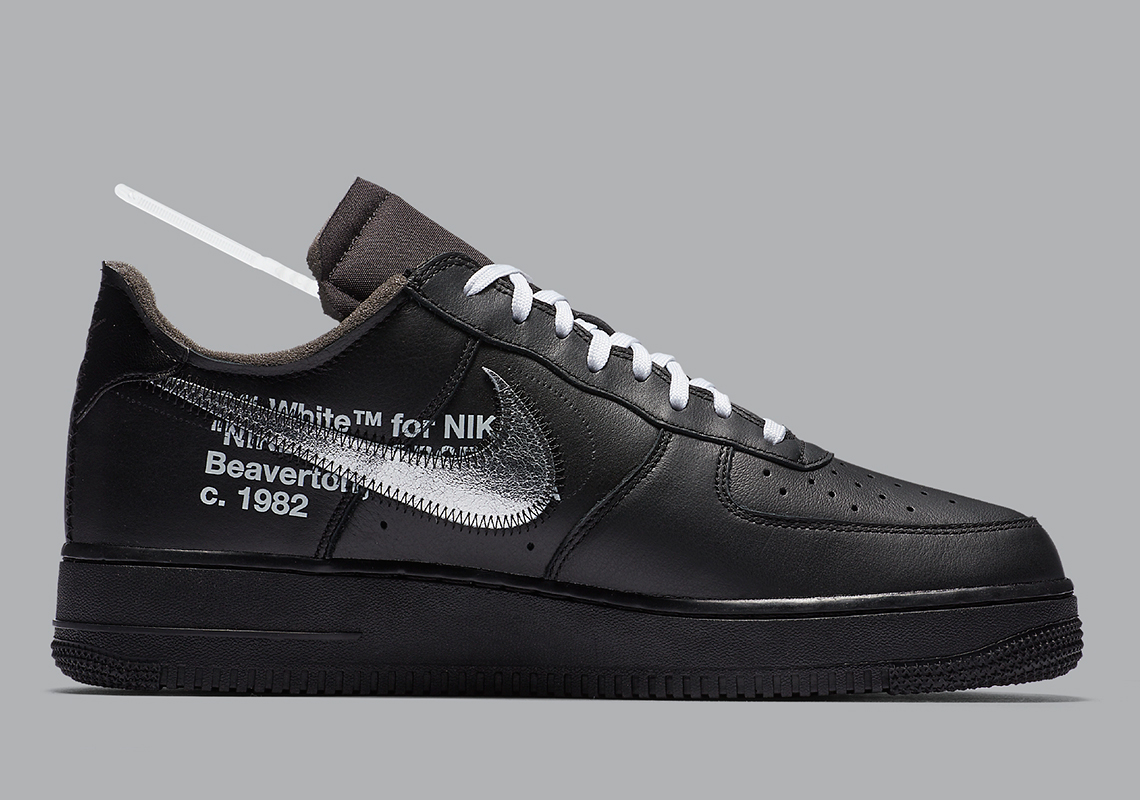 Off White Nike Air Force 1 MoMA