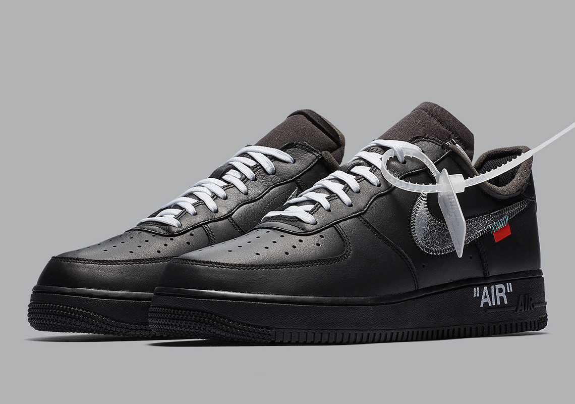 4e887564484ab Off White Nike Air Force 1 MoMA Official Images | SneakerNews.com