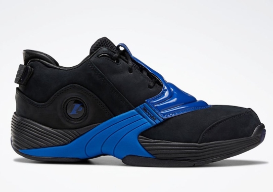 The Reebok Answer V Retro Is Dropping In Black And College Royal