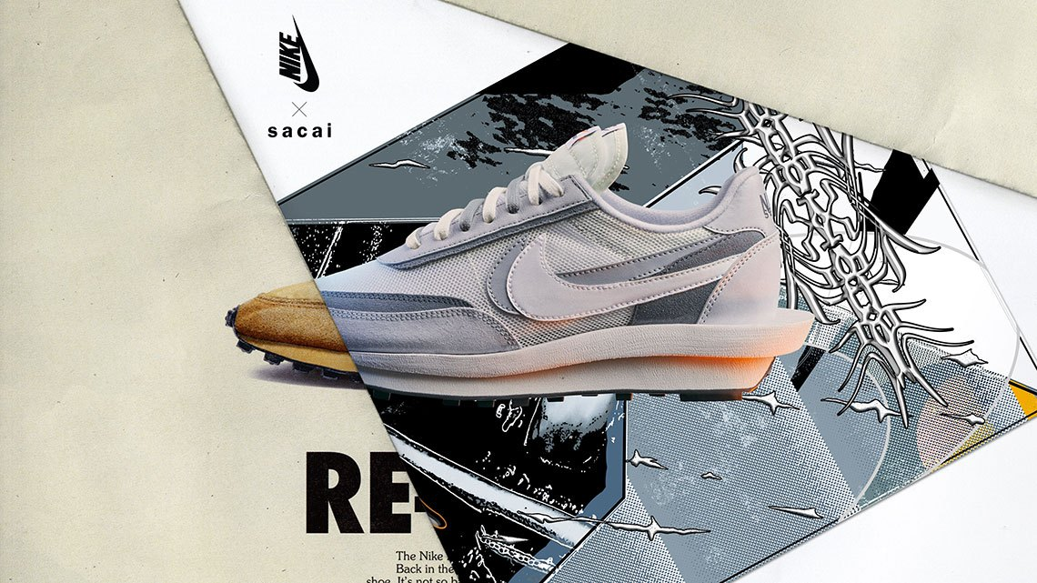 sacai Nike LD Waffle September 2019
