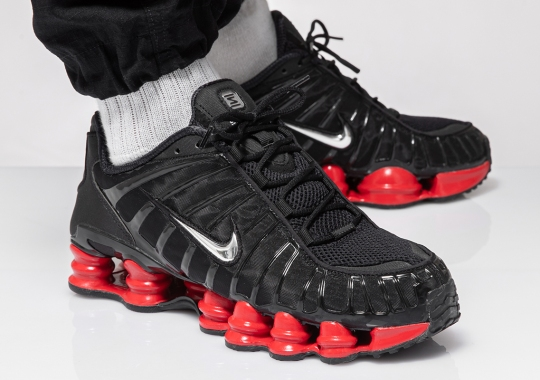 Skepta's Nike Shox TL Collaboration Releases On September 12th