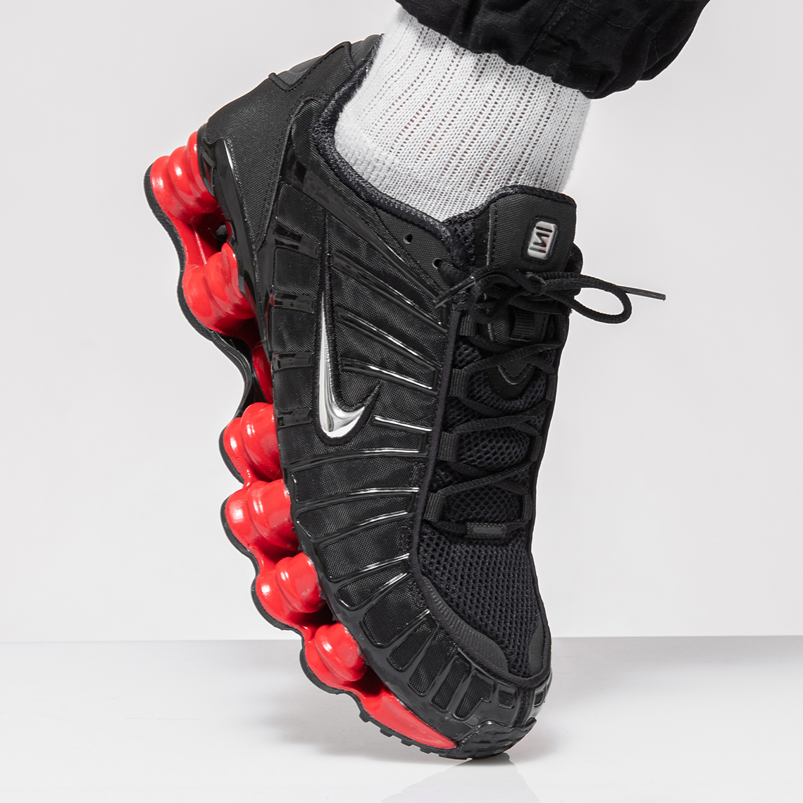 quality design 97a5a db440 Skepta Nike Shox TL CI0987-001 Official Release Date ...