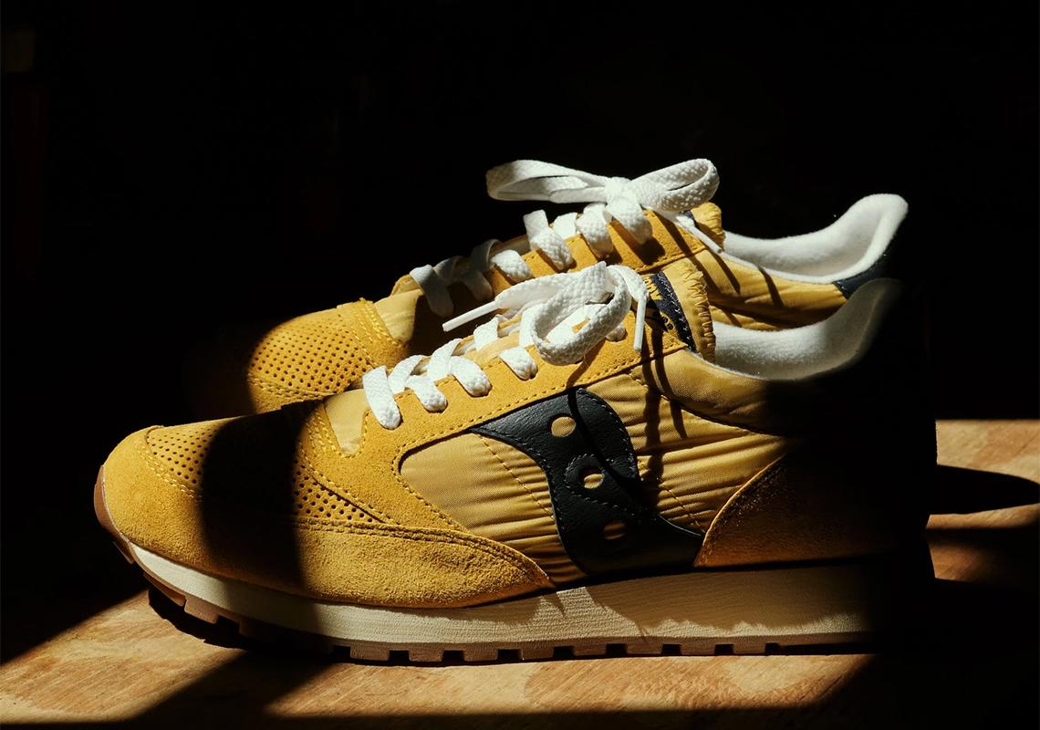 Sneaker Saucony Jazz Carolina Mustard