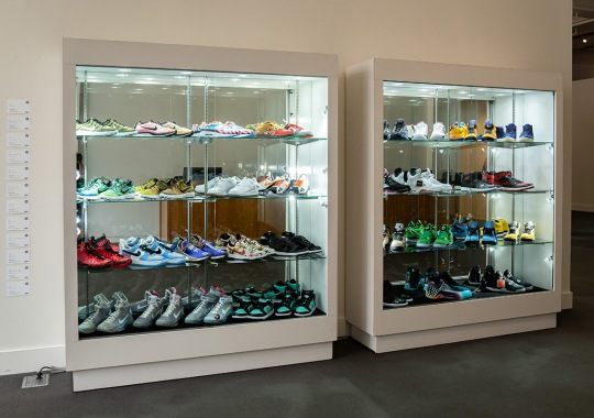 """Stadium Goods And Sotheby's Sell """"Ultimate Sneaker Collection"""" For $850,000"""