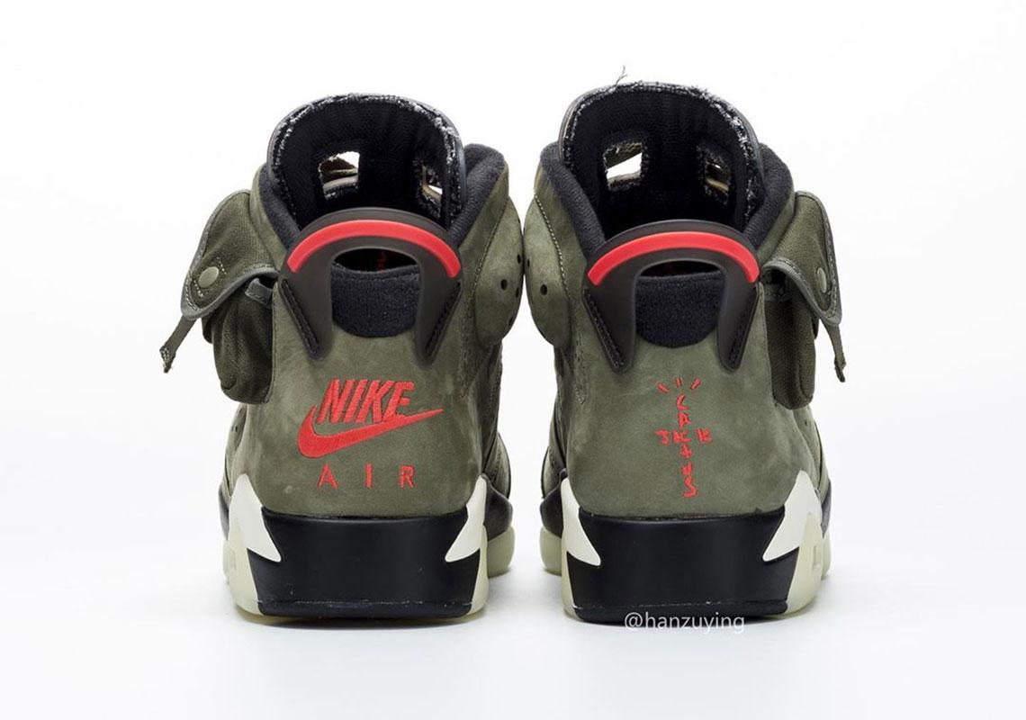 huge selection of 3bc18 af99c Jordan 6 Travis Scott - Photos + Release Info   SneakerNews.com