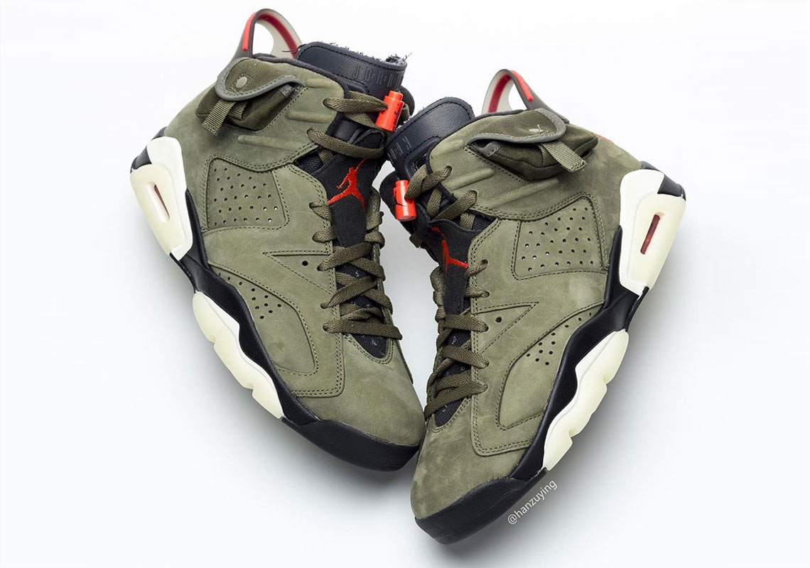 huge selection of 04999 0cf3d Jordan 6 Travis Scott - Photos + Release Info | SneakerNews.com