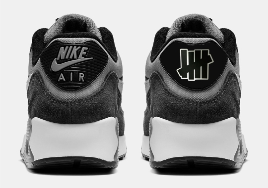 UNDEFEATED x Nike Air Max 90 Coming In Spring 2020