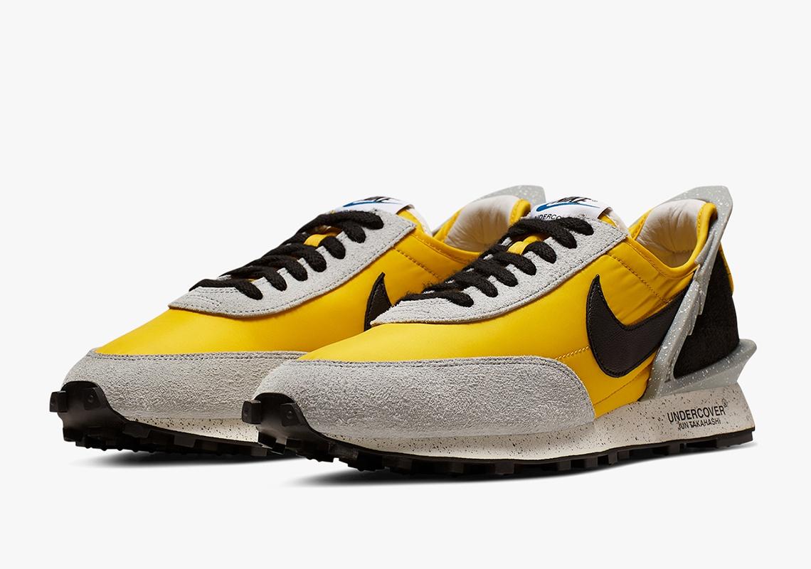 UNDERCOVER Nike Daybreak Citron Yellow