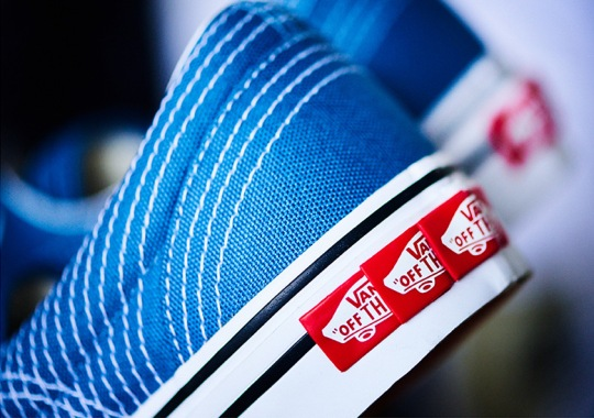The Transformed Vans 3RA Features The Popular Multi-Layered Look