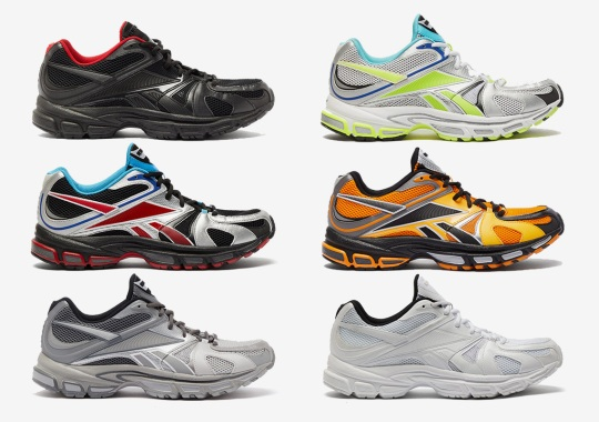 VETEMENTS And Reebok To Introduce Six New Colorways Of The Spike Runner 200