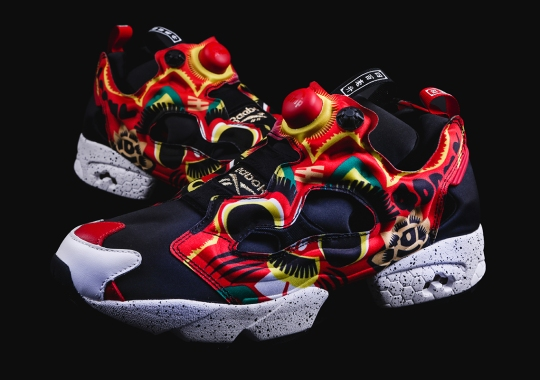 Beijing's 400ml Brings The Paper Tiger Tradition To The Reebok Instapump Fury