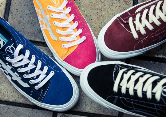 """Billy's Presents An Exclusive Vans """"BESS NI"""" Collection"""