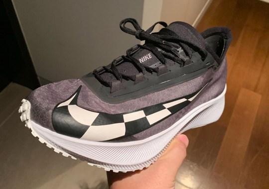 Hiroshi Fujiwara Reveals Nike Zoom Fly 3 Collaboration