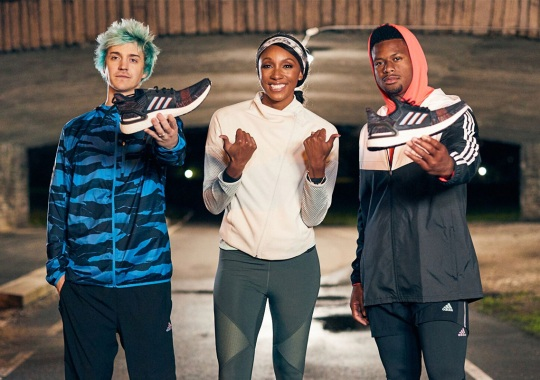 Ninja And JuJu Smith-Schuster Talk Gaming, Friendship, And Pushing Boundaries On adidas' Running With