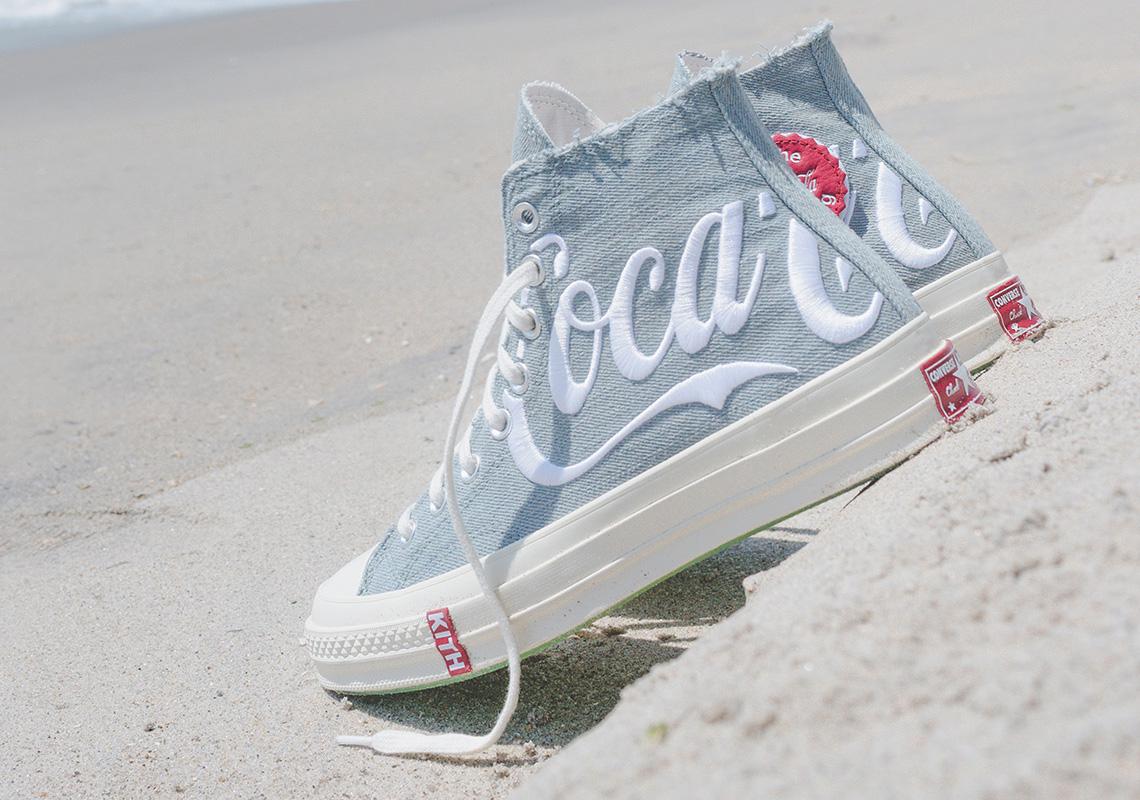 KITH Coca-Cola Converse Chuck 70