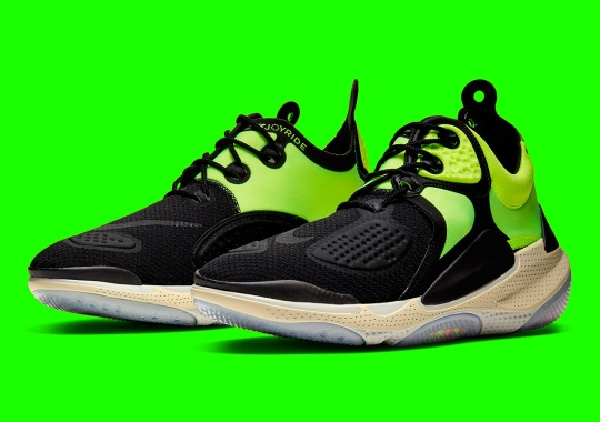 Nike's All-New Joyride NSW Setter Arrives In Black And Neon