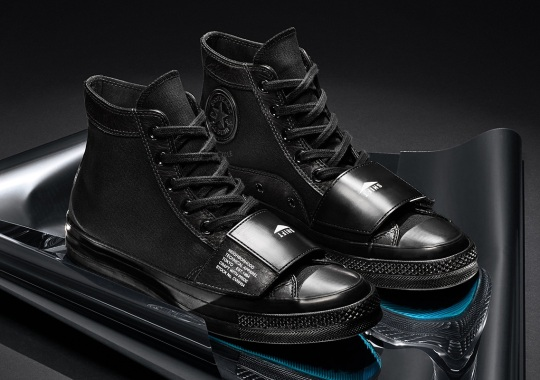 NEIGHBORHOOD And Converse Bring Motorcycle Culture To The Chuck 70 And Jack Purcell