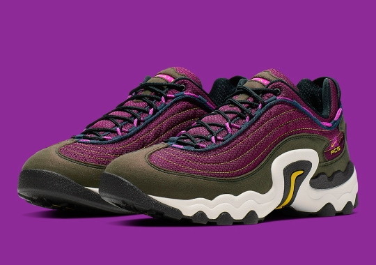 The Nike ACG Skarn Re-issue Continues With Burgundy Colorway